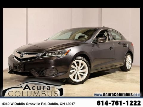 Used Acura ILX w/Technology Plus Package
