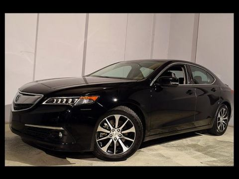 Used Acura TLX 2.4L