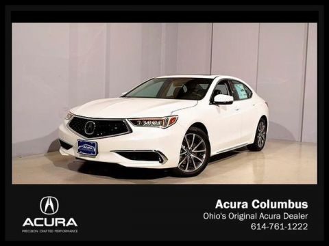 New Acura TLX 3.5 V-6 9-AT SH-AWD with Technology Package