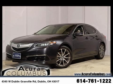 Certified Used Acura TLX 3.5 V-6 9-AT SH-AWD with Technology Package