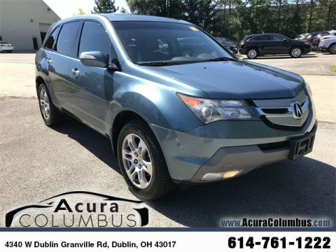 Used Acura MDX 3.7L