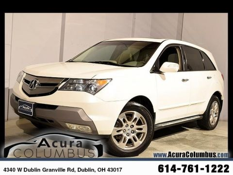 Used Acura MDX Technology SH-AWD