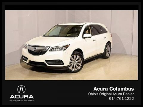 Used Acura MDX 3.5L Technology Package