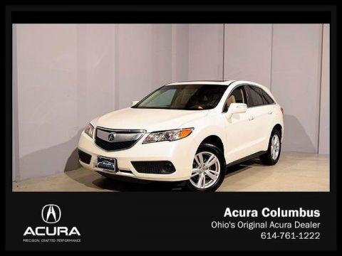 Used Acura RDX Base