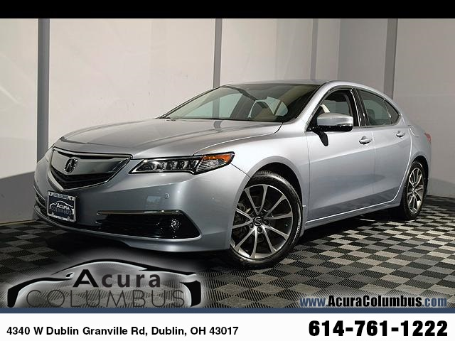 Certified Pre-Owned 2016 Acura TLX 3.5 V-6 9-AT SH-AWD with Advance Package