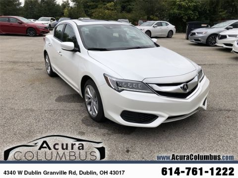 Acura ILX In Dublin Acura Dealer Near Hilliard And Columbus - 2018 acura tsx navigation
