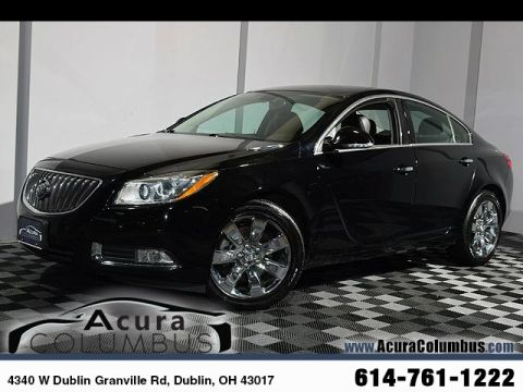 Pre-Owned 2013 Buick Regal Premium II