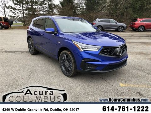 2018 Acura Rdx Interior Features And Space Acura Columbus